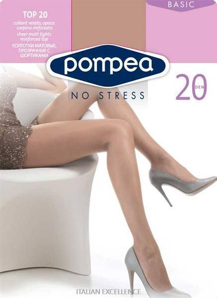 COLLANT DONNA POMPEA TOP 20 DEN CONF.12 PAIA