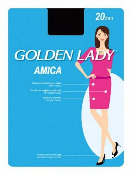 COLL.AMICA 20 110LLL GOLDEN LADY