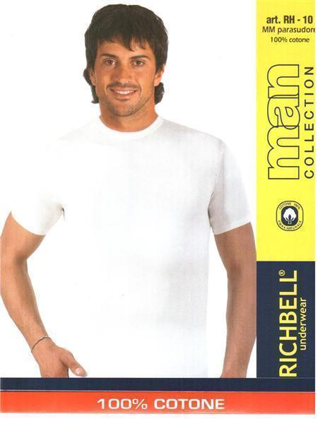 MAGLIE UOMO MM PARASUDORE RICHBELL COT.RH10