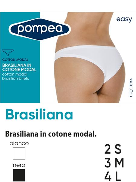 BRASILIANA EASY POMPEA TG.2/4 MD/CO/EA